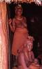 himba women and baby
