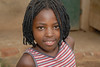 Girl witn Plaits, Kamwokya, Kampala, Uganda