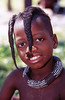 Himba Girl with Braids