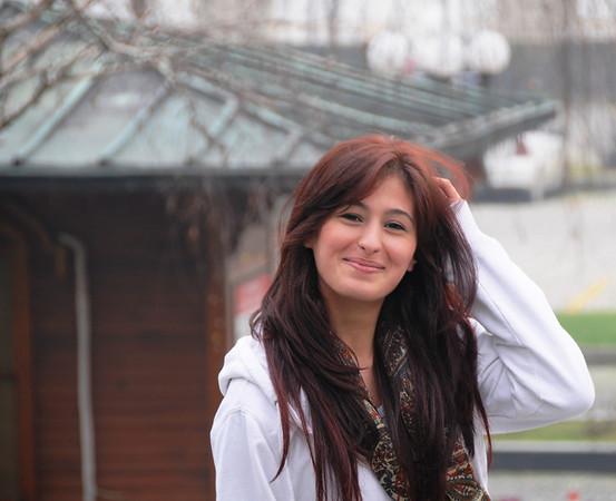 Turksih Teenager, Istanbul, Turkey
