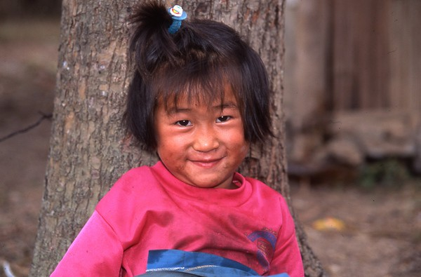 Ethnic Chinese Child, Thailand