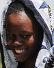 Young girl in Nylenda, Kisumu, Kenya, africa, east africa, children slum June - Sept 2009