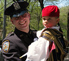 NYC Police and son