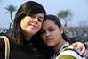 Russian Israeli Teenage Girls, Tiberias, Israel