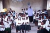 Classroom in Zanzibar, Tanzania