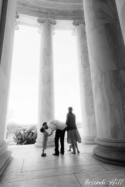 Broome Family Portraits, Washington D.C.