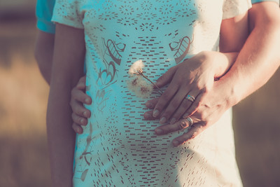 Melissa's Pregnancy Portraits