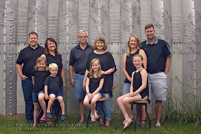 Family Reunion in Okoboji - Spirit Lake Iowa Photographer