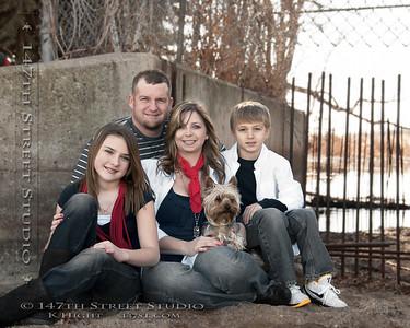 Child and Family Portraits Spirit Lake and Okoboji - Spirit Lake Iowa Photographer