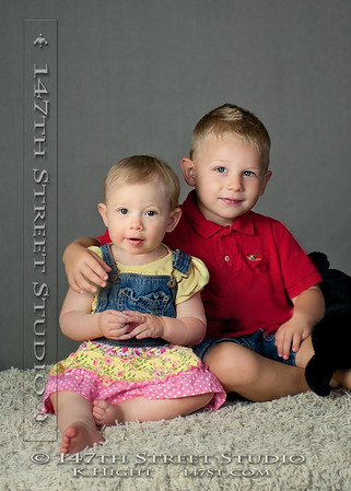 Child Portraits at 147th Street Studio 51360