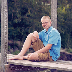 Child and Family Portraits on West Lake Okoboji - Spirit Lake Iowa Photographer