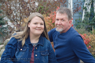 Child and Family Portraits - Spirit Lake Iowa Photographer