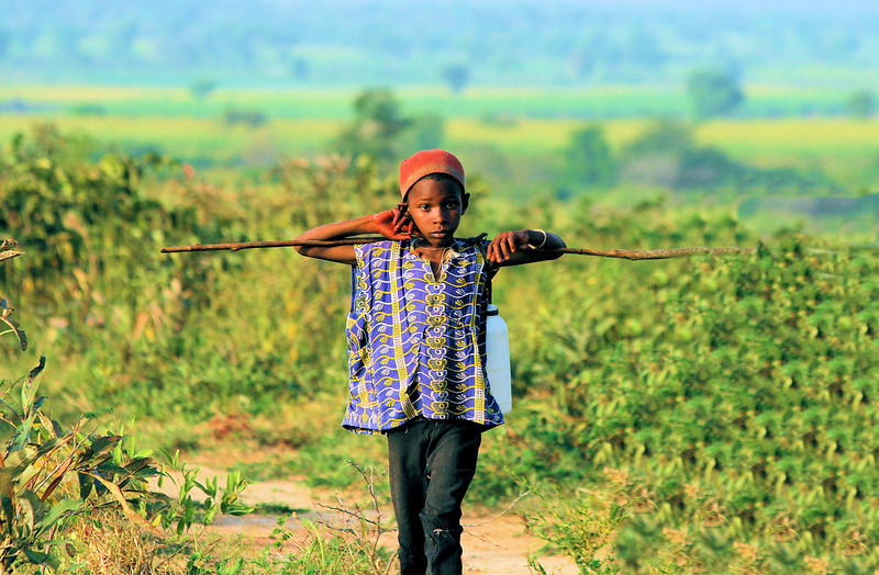 "A Shepard boy looking for his sheep. taken in Remote Kaduna State. Nigeria, while I was walking to another village.<br /> <br /> *+ALL MONEY RAISED FROM SALE OF MY ART, AND DONATIONS MADE VIA OUR CHARITY WEBSITE, GOES TO HELP THESE PRECIOUS CHILDREN. WE TAKE NOTHING OUT OF WHAT YOU GIVE TOWARDS CHARITY OVERHEADS. WE ARE NOT SALARIED AND COVER OUR OWN TRAVEL EXPENSES. SO ALL THAT YOU GIVE GOES TO THESE CHILDREN+*<br /> <br /> To make a donation, or find out more, Please visit our Charity Mission website: *""http://www.philadelphia33.org/*"" <a href=""http://www.philadelphia33.org/"">http://www.philadelphia33.org/</a>"