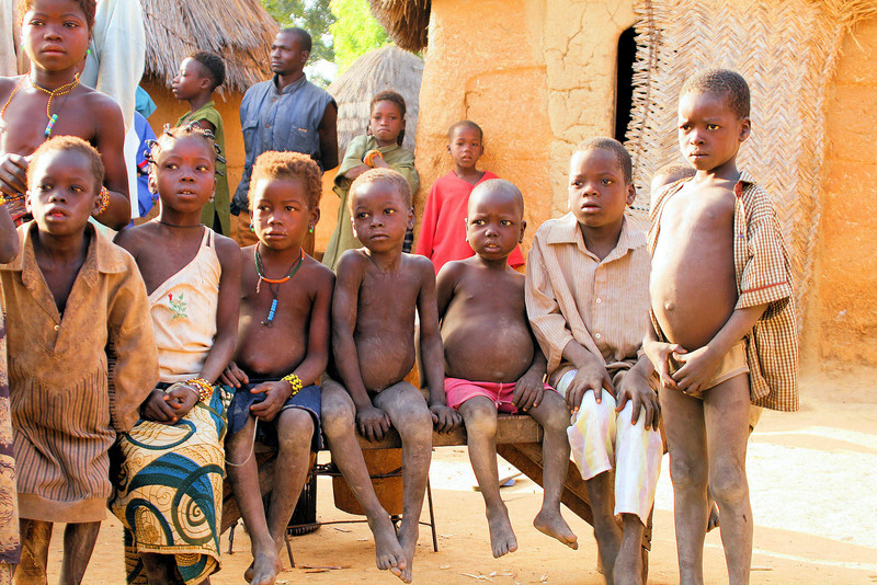 """Some of the Children in Tunga/Zuga Village in remote Kebbe state. Nigeria. Poverty here is extreme. No Clean water, Little food and preventable diseases are rampant. chronic Malnutrition is extreme. <br /> *+ALL MONEY RAISED FROM SALE OF MY ART, AND DONATIONS MADE VIA OUR CHARITY WEBSITE, GOES TO HELP THESE PRECIOUS CHILDREN. WE TAKE NOTHING OUT OF WHAT YOU GIVE TOWARDS CHARITY OVERHEADS. WE ARE NOT SALARIED AND COVER OUR OWN TRAVEL EXPENSES. SO ALL THAT YOU GIVE GOES TO THESE CHILDREN+*<br /> <br /> To make a donation, or find out more, Please visit our Charity Mission website: *""""http://www.philadelphia33.org/*"""" <a href=""""http://www.philadelphia33.org/"""">http://www.philadelphia33.org/</a>"""
