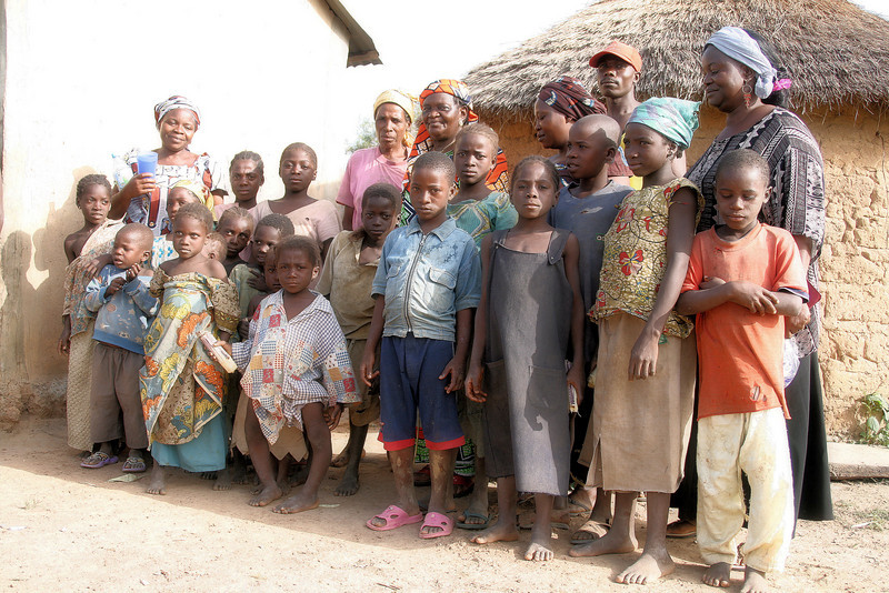 "These are some of our children in Ungwa/Fadda Village. The 5 ladies in the back are some of our Mission staff. <br /> <br /> *+ALL MONEY RAISED FROM SALE OF MY ART, AND DONATIONS MADE VIA OUR CHARITY WEBSITE, GOES TO HELP THESE PRECIOUS CHILDREN. WE TAKE NOTHING OUT OF WHAT YOU GIVE TOWARDS CHARITY OVERHEADS. WE ARE NOT SALARIED AND COVER OUR OWN TRAVEL EXPENSES. SO ALL THAT YOU GIVE GOES TO THESE CHILDREN+*<br /> <br /> To make a donation, or find out more, Please visit our Charity Mission website: *""http://www.philadelphia33.org/*"" <a href=""http://www.philadelphia33.org/"">http://www.philadelphia33.org/</a>"