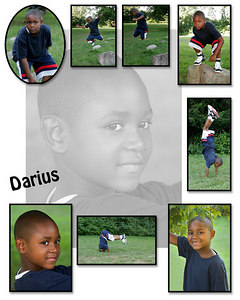 Darius Collage