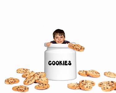 Cookies With Jar