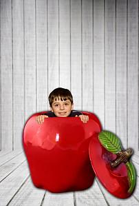 AppleWithWhitewashWood