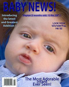 Baby News peyton