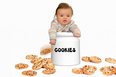 Cookies With Jar