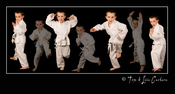 M karate collage 10x24 flattened