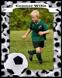 Soccer conner