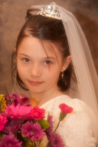 Victoria Finley - First Holy Communion - 2009