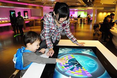 Soren and Jenny - Microsoft - 12-27-12