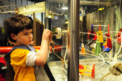 Tommy - Science Center 1-21-13