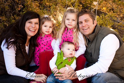 The Pritchard Family Nov. 2010