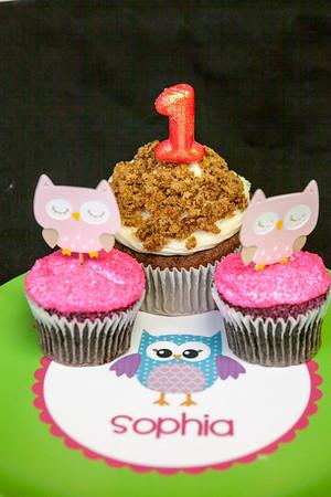 111012 - Sophia Lieker - 1st Birthday