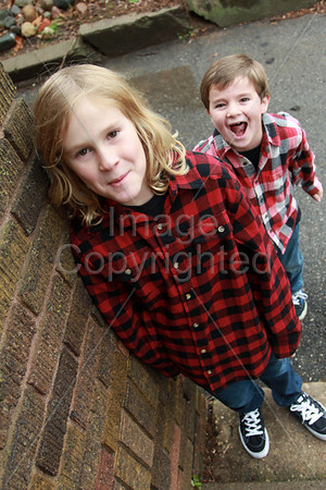 2 Lumberjacks