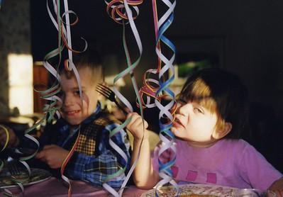 2001 mostly kid pics