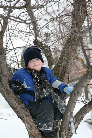 Kids - Winter pictures