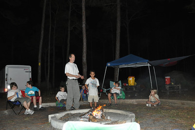 2009 December 12 Scout Camping JD Park 163