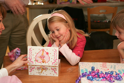 2009 Dec 28 - Sophia's Lubbock Birthday