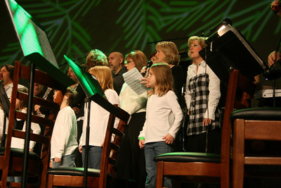 2009 December Courtney Choir