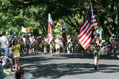 2009 July 4 - Lakewood Parade