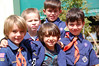2009-02-21 - Scouts at Science Musuem :