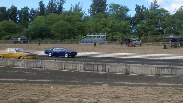 2011 MANA Drag Racing 4 Sept