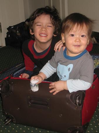 Dylan & Skylar--Jan/Feb 2011