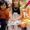Kaitlyn at the Rainbow Montessori Spring Festival.