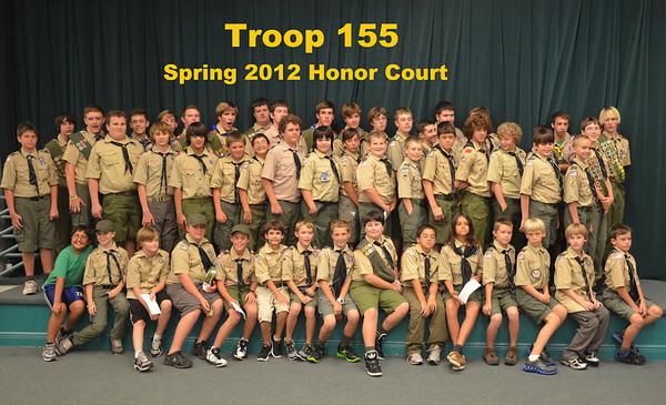 2012-05-31 Troop 155 Spring Honor Court