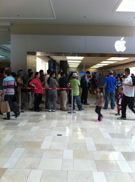 line for iPhone 5