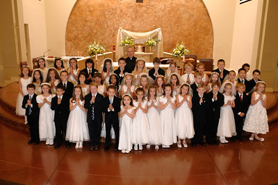 2012 First Holy Communion