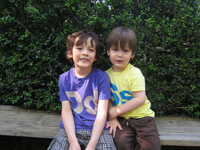 Dylan & Skylar--May 2012
