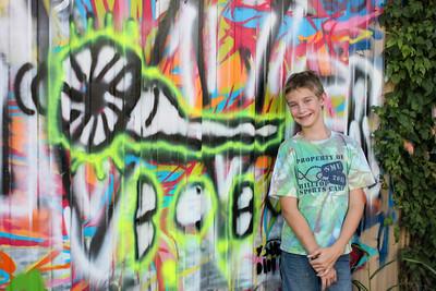 2013 July 18 - Graffiti Art Camp