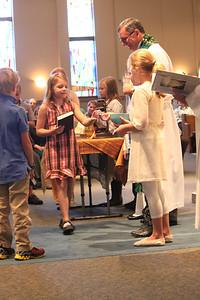 2013 Sept Bible Sunday