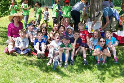Field Day 2014 at the Carlisle School