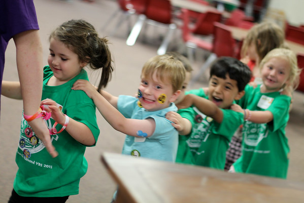 2015 VBS Blast to the Past